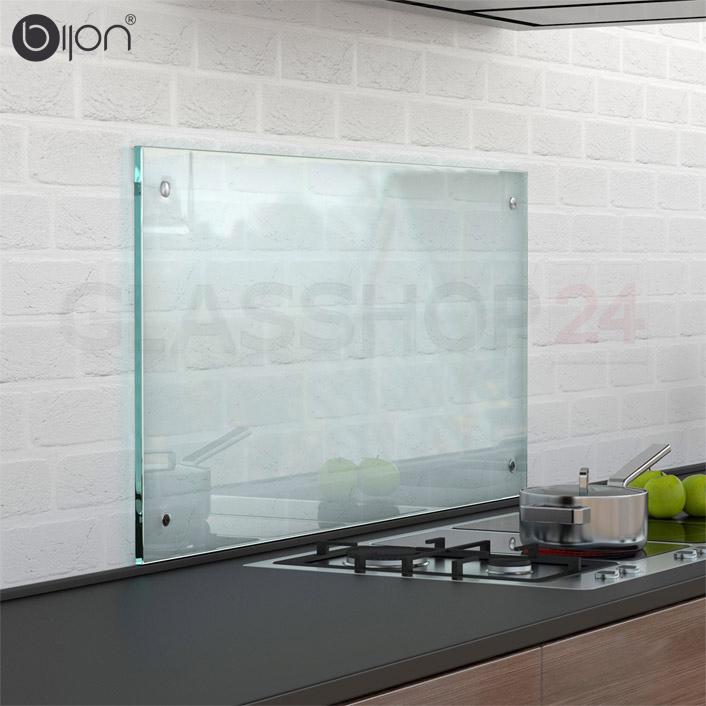 6Mm Esg Glas Küchenrückwand Fliesenspiegel Glasplatte Rückwand