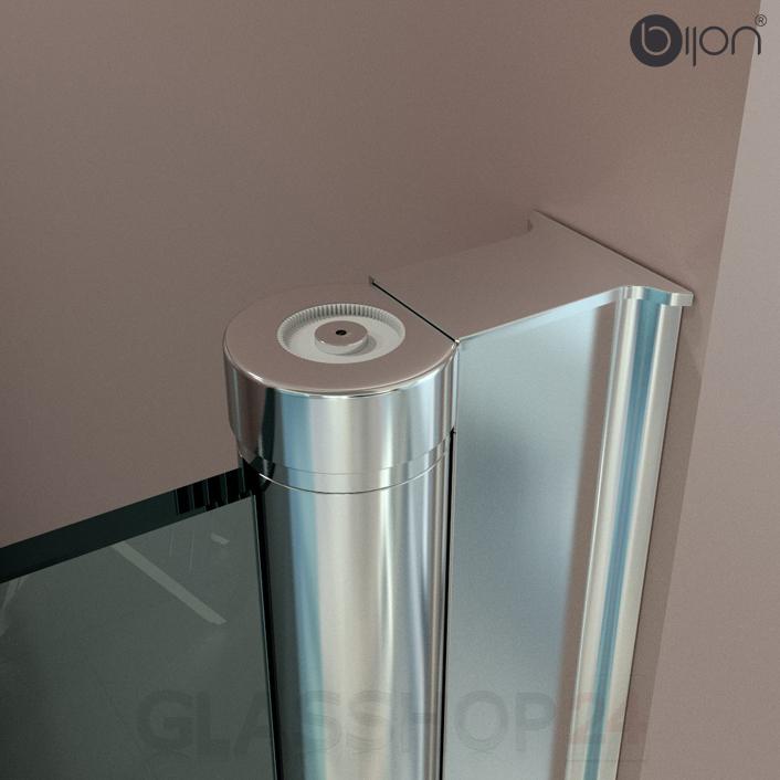 ... mit Lotuseffekt Duschtür Nischentür Dusche Glastür Glas eBay