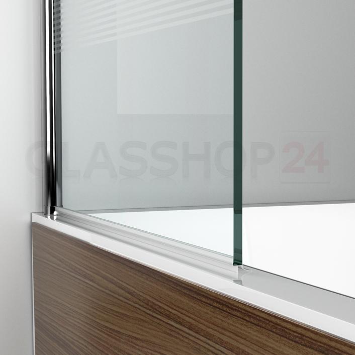 GLASSHOP24 - Günstige Kamin Bodenplatte aus Glas Funkenschutz | {Duschabtrennung glas satiniert 48}