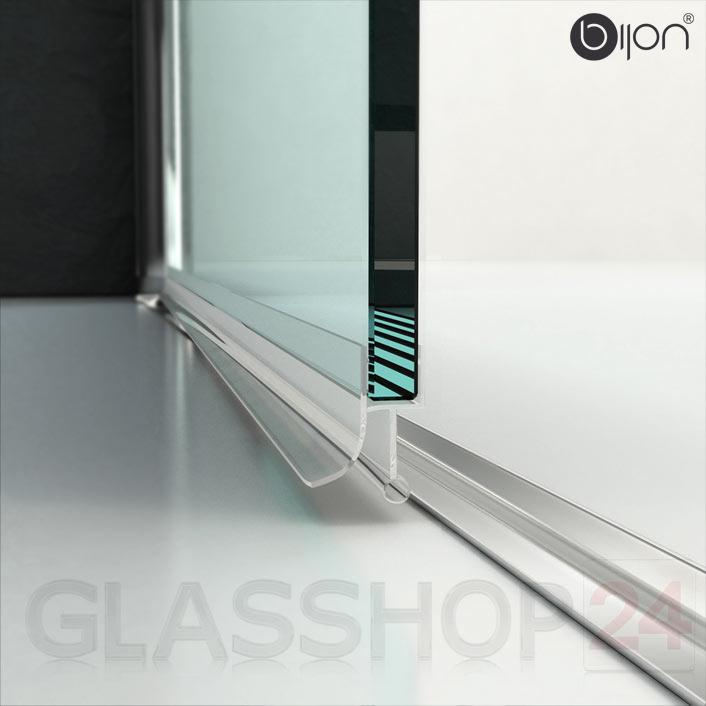 Glas Duschabtrennung
