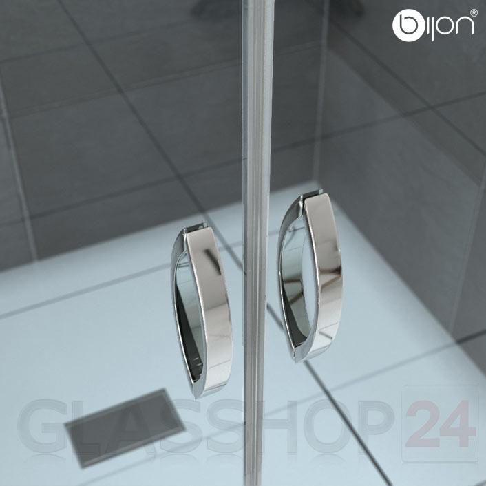 Produktfoto: Handgriffe aus verchromten Stahl