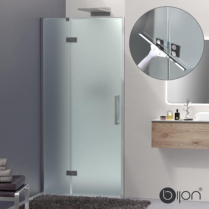 bijon® Design Nischendusche Vollsatiniert