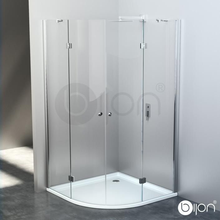 Produktfoto: Duschkabine mit Nanoeffekt