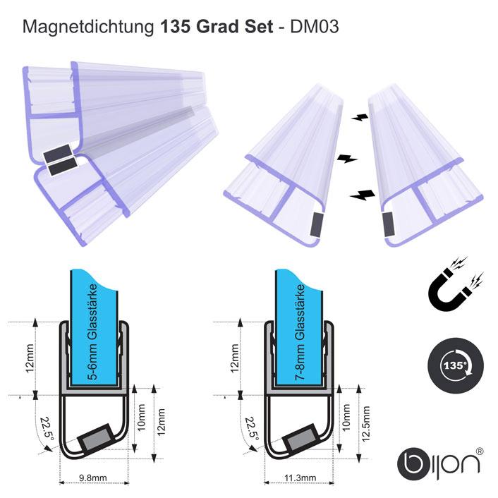 Magnetdichtungen
