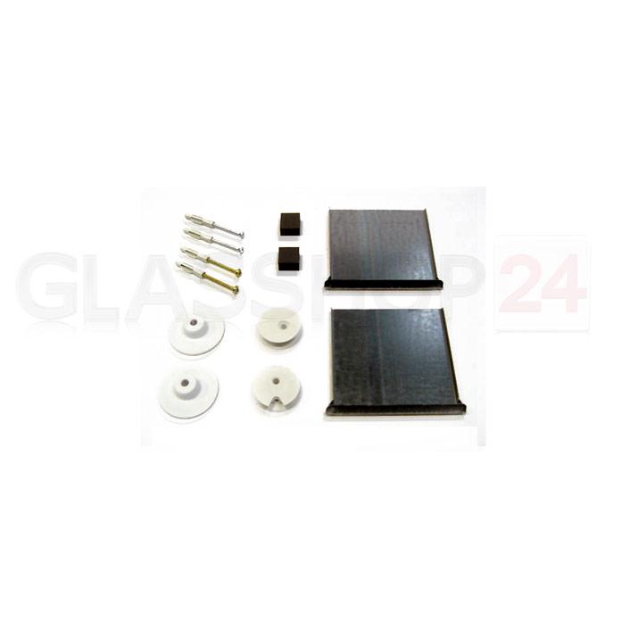 Produktfoto: Optionales Spiegel- Befestigungsset